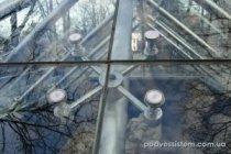 Стеклянный купол на Приморском бульваре