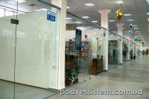 Остекление павильонов для торговых центров
