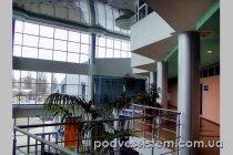 Навесные вентилируемые конструкции  вокзал Раздельная