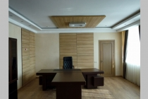 Монтаж ламинированных панелей для офисов
