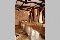 Потолочный декор из дерева, деревянные балки